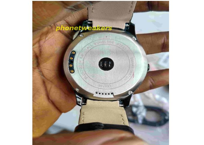 No.1 D5+ Smartwatch back view