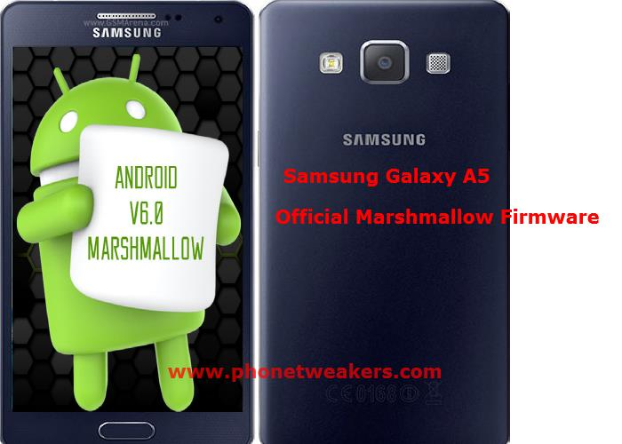 Samsung Galaxy A5 SM-A520F (2017) Official Marshmallow Stock Rom 9