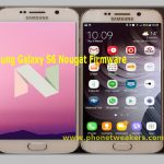 [Download] Official Samsung Galaxy S6 Edge SM-G925F Android 7.0 Nougat Firmware. 4