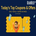 Daily Flash Sales, Coupons and Discounts on Smartphones and items Gearbest 3