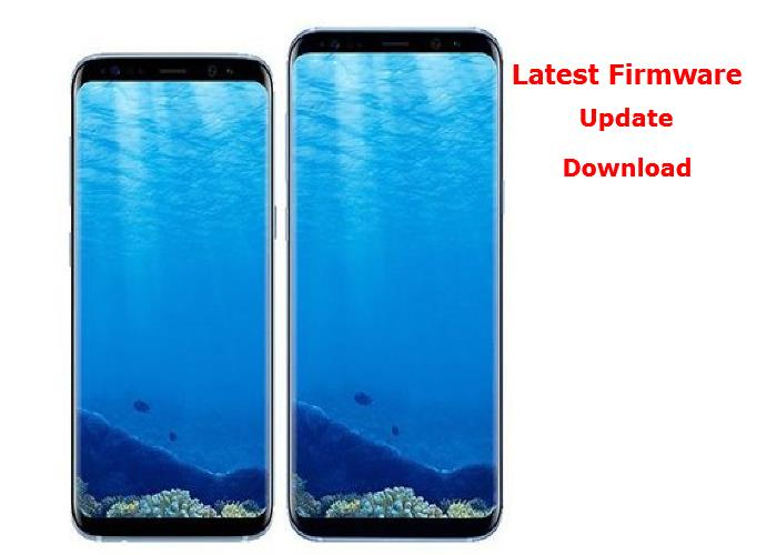 [Download] All Official Samsung Galaxy S8 and Galaxy S8+ Latest Firmware. 5