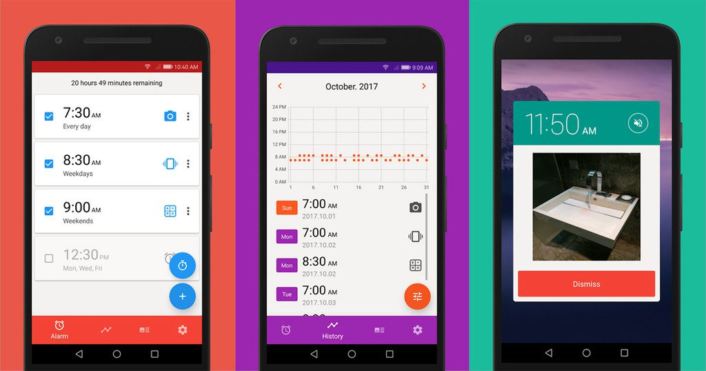 Top 7 Android applications to wake you up in a different way (the best Alarm apps) 6