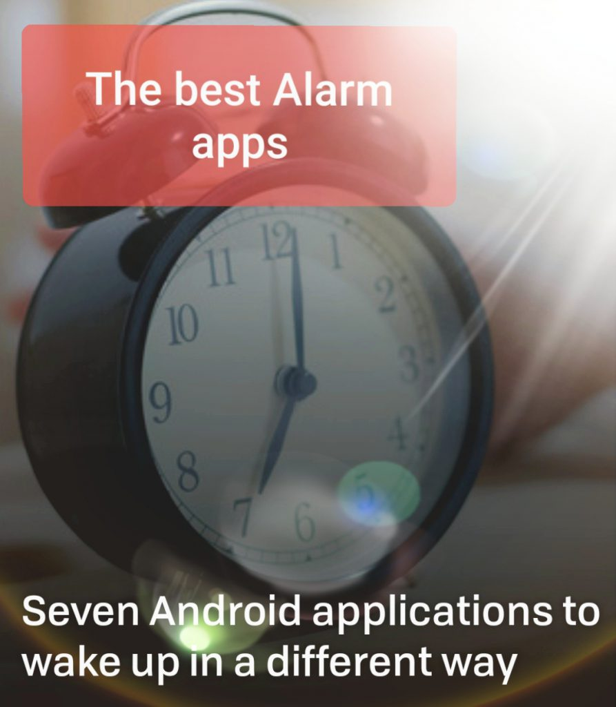Top 7 Android applications to wake you up in a different way (the best Alarm apps) 5