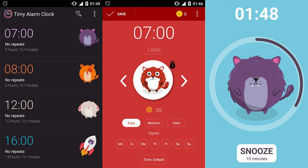 Top 7 Android applications to wake you up in a different way (the best Alarm apps) 20