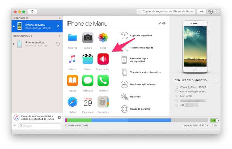 The Easiest Way to Add Ringtones to iPhone With iMazing (2019) 6