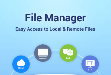 Popular file manager for Android allows you to steal other people's data