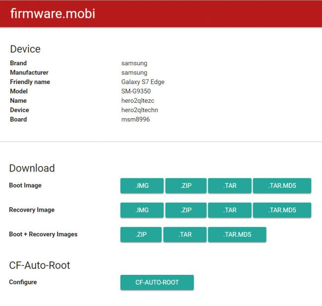 The Best Websites to Download Android Firmware and ROM (All phone Brands) 6