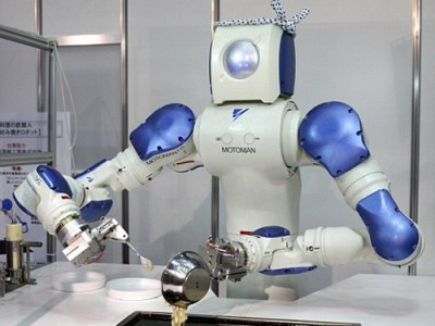 Robots are Taking Over the Food Service Industry. 1