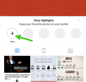 [NEW METHOD] How To Create Instagram Story Highlights Cover on Your Smartphone. 12