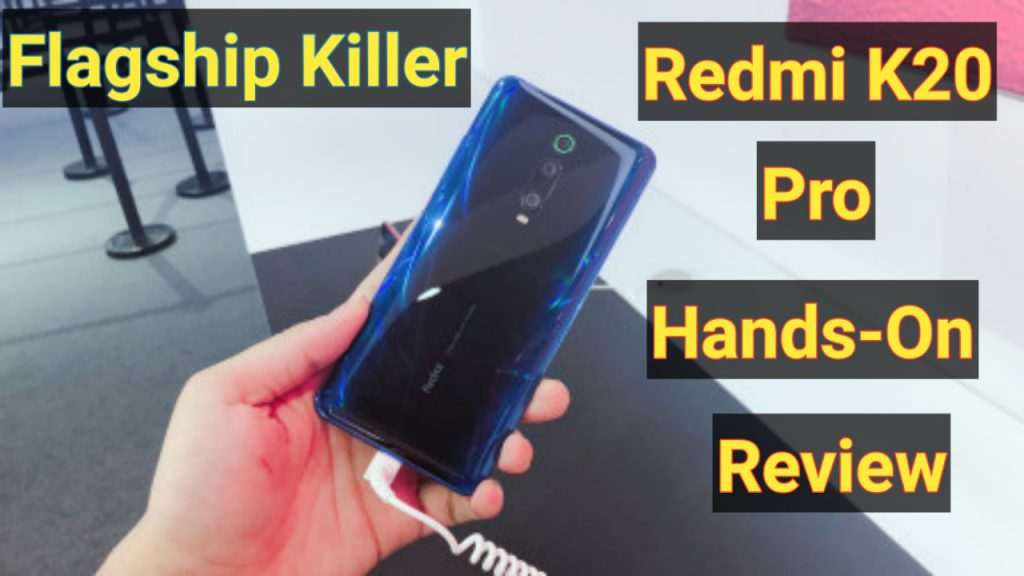 Redmi K20 Pro Hands-On Review, Specs and price List In Nigeria, Ghana and India 5