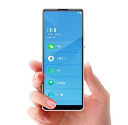 Xiaomi Qin 2: student budget smartphone on Android Go for $73 6