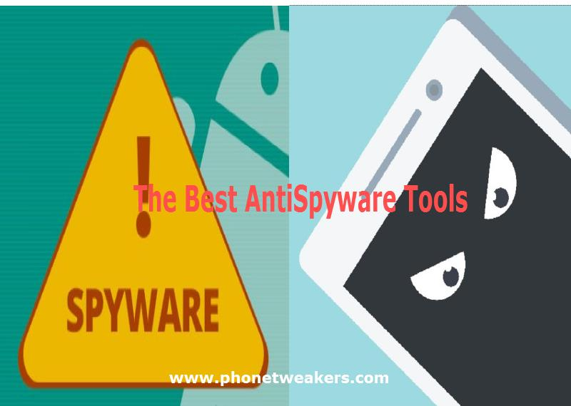 best Free AntiSpyware Cleaning Tools