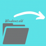 delete Windows.old folder