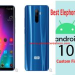 best elephone u pro custom firmware download