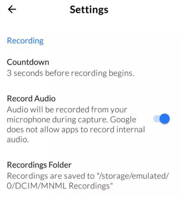mnml-screen-recorder-settings-folder