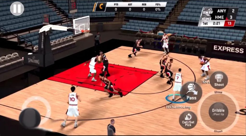nba 2k20 gameplay android download