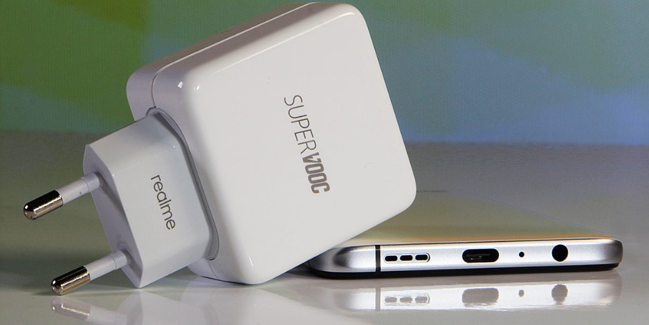 Realme x2 supervooc fast charger