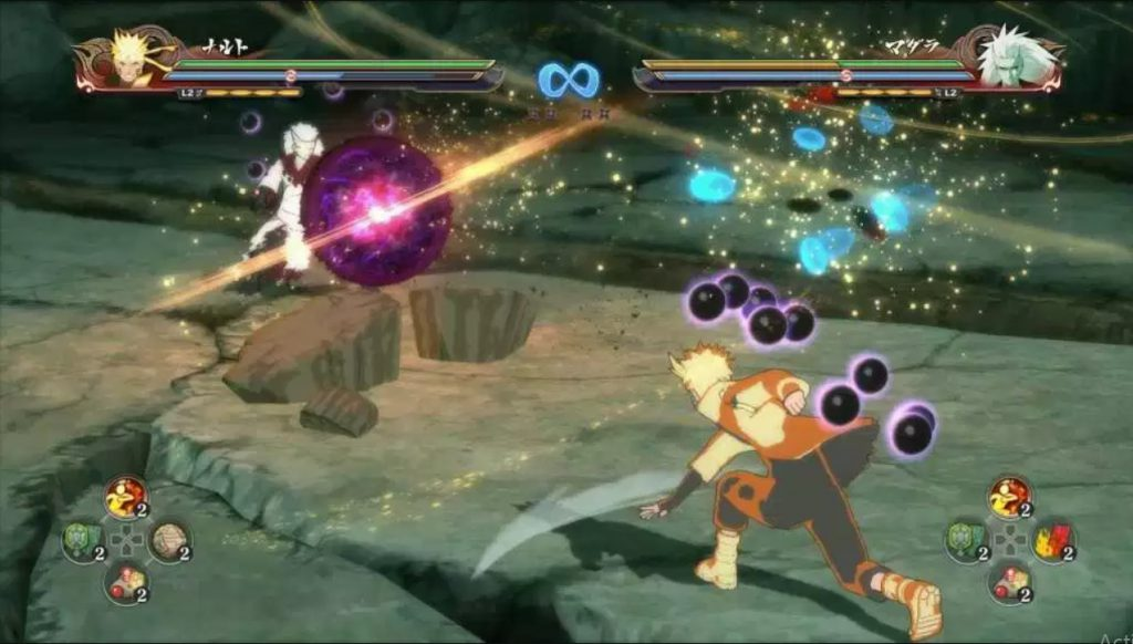 Naruto storm 4 Android ppsspp iso
