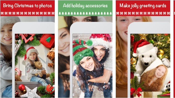 3 Best Apps to Create free Christmas cards on your Android phone.