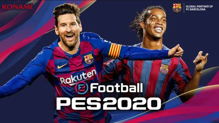 pes 2020 apk and data download