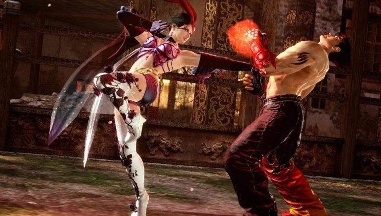 [Download] Tekken 6 psp cso ISO PSP file and Play with PPSSPP Emulator on Android