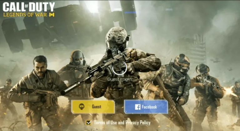 Call of Duty (beta): Legends of War Apk + OBB Data for Android