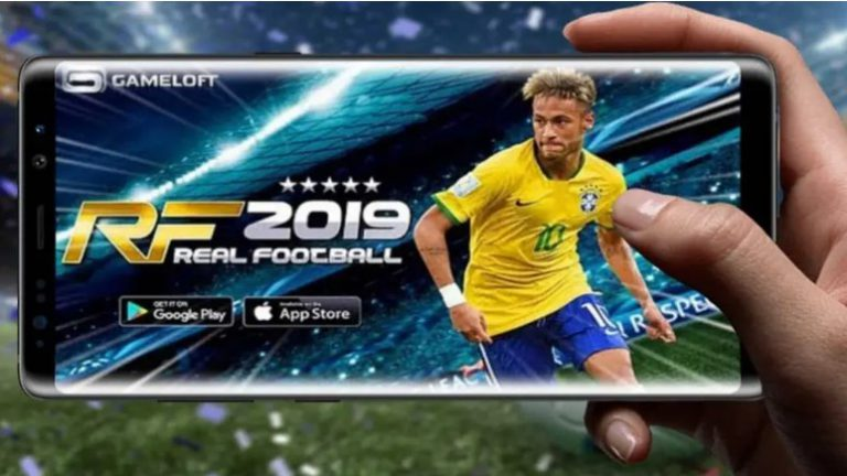 RF 19: Download Real Football 2019 Apk + OBB Data For Android