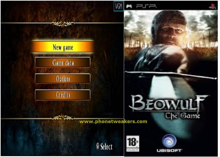 [Download] Beowulf The Game ppsspp emulator – PSP APK Iso highly compressed 70MB
