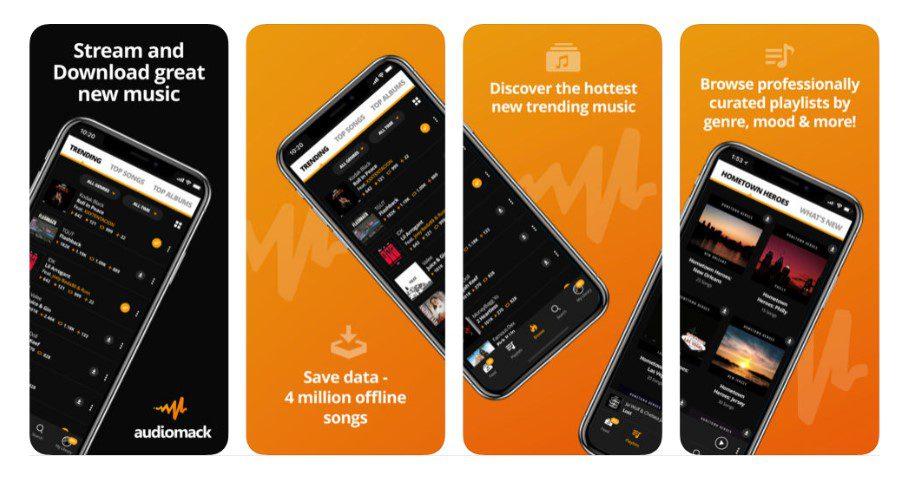 audiomack-download-music-ios