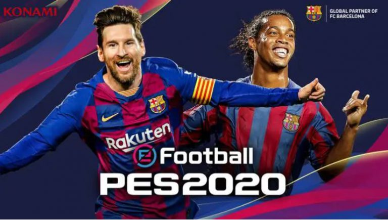 [Download] PES 2020 Apk (EFootball)+ OBB Data For Android (New patch V4.2.0)
