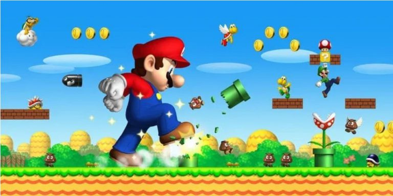 [Download] Super Mario Bros 3 PSP iso and play on Android and Windows PC (With PPSSPP Emulator)