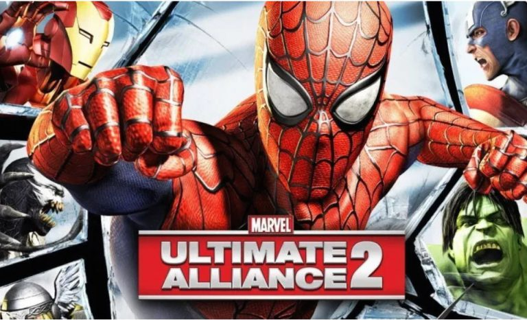 Download Marvel Ultimate Alliance 2 ppsspp iso Highly Compressed and play on PPSSPP GOLD Emulator