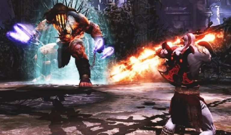 Download God of War 3 ppsspp iso Highly Compressed and play on PPSSPP GOLD Emulator