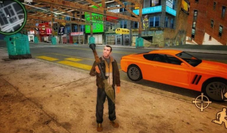 [Download] Grand Theft Auto IV (GTA 4) Apk + OBB Data For Android (No verification)
