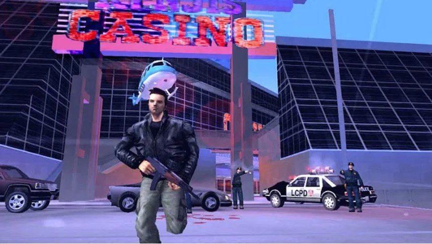 GTA 3 apk + obb: Download Grand Theft Auto III (GTA 3)