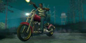 Download Grand Theft Auto San Andreas + MOD APK
