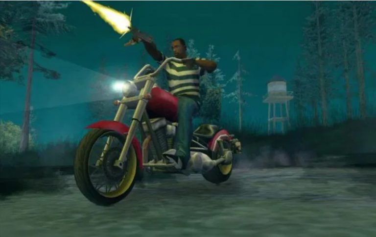 [Download]Grand Theft Auto San Andreas (GTA) Apk mod + OBB Data For Android