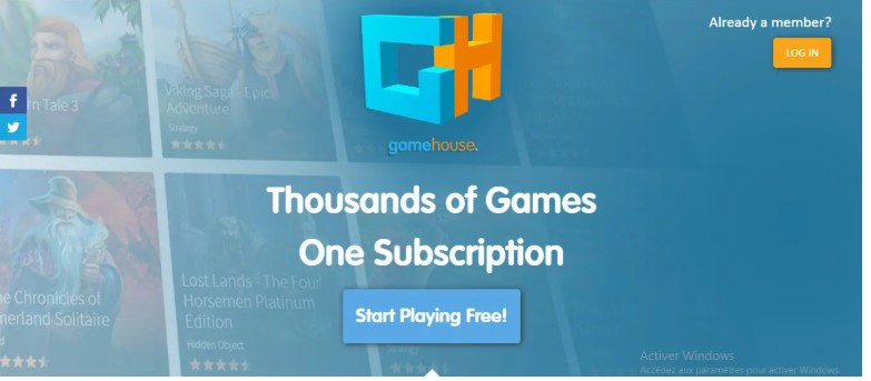 game-house-website