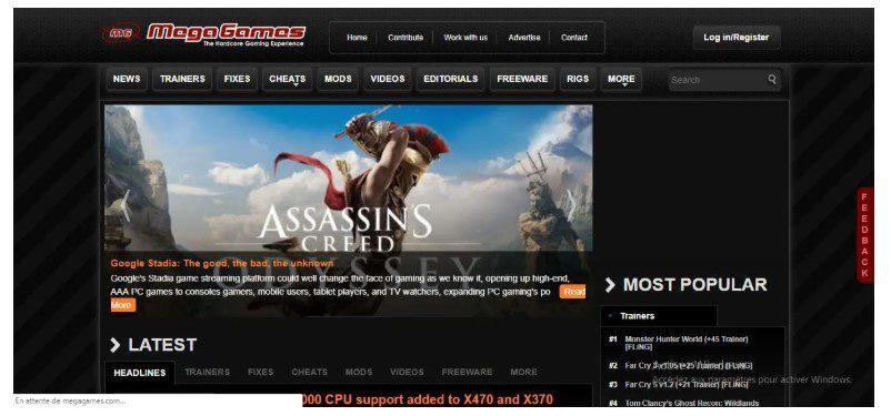 mega-games-website