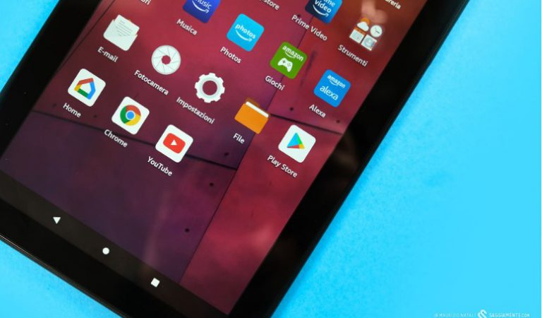 Guide to install Play Store and Google services on Fire HD 8 2020 Edition