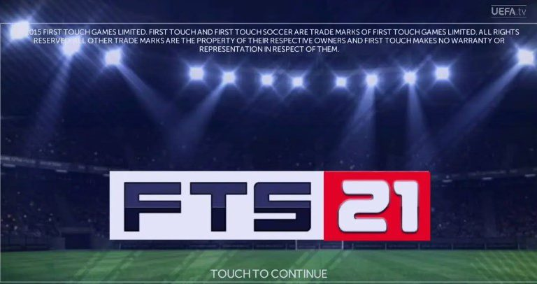 [Download] FTS 2021: First Touch Soccer 2021 Apk + Data + OBB For Android