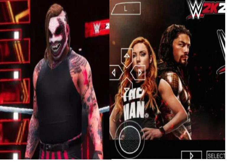 Download WWE 2k21 Iso PPSSPP and Play on PSP emulator For Android Free Highly Compressed