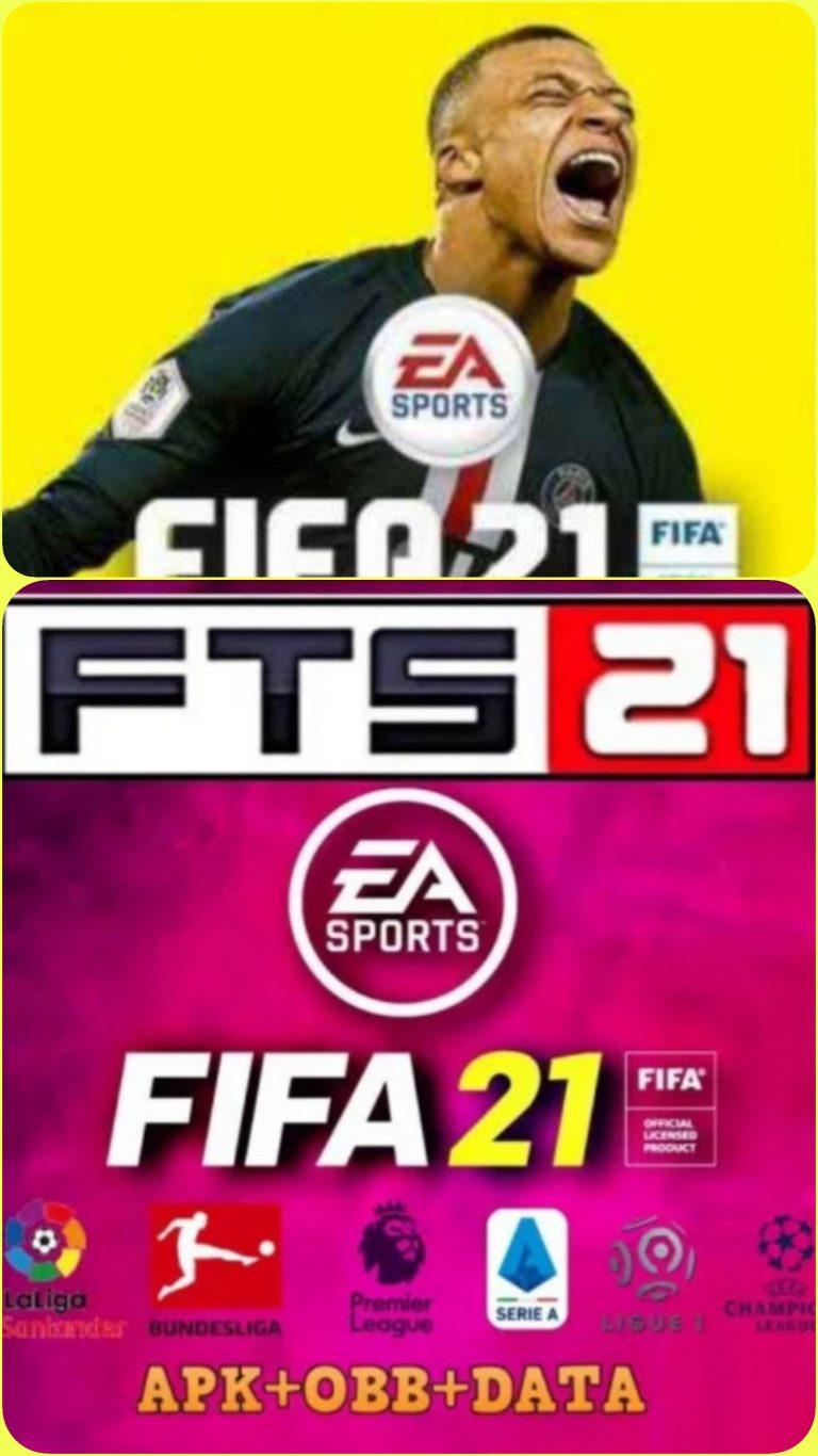 Download FTS 21 Mod FIFA 2021 Apk Obb