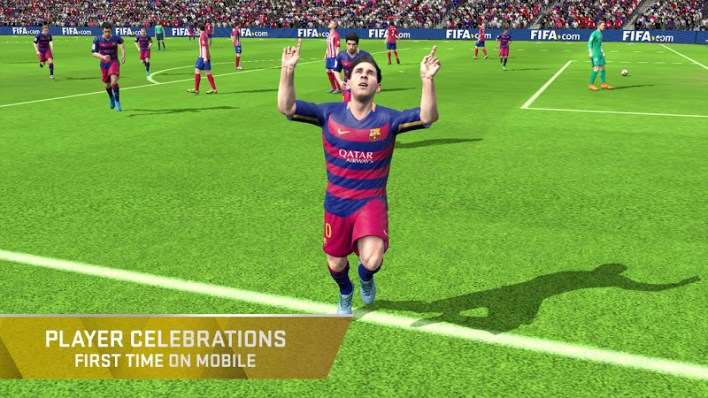 Download FIFA 20 mod apk FIFA 16 + OBB Data for Android offline for free 3