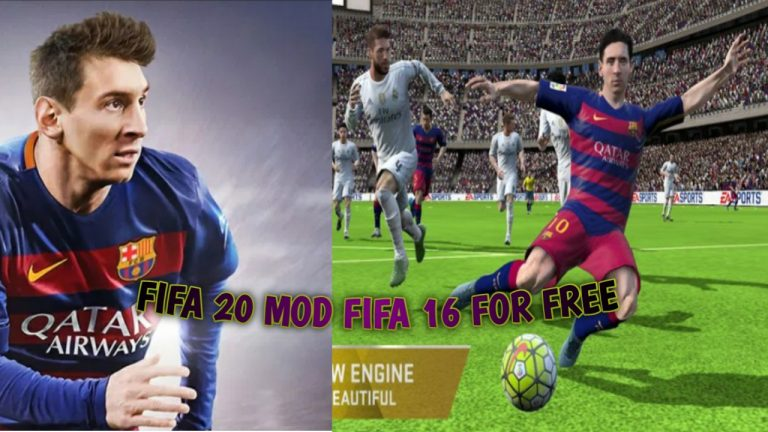 Download FIFA 20 mod apk FIFA 16 + OBB Data for Android offline for free