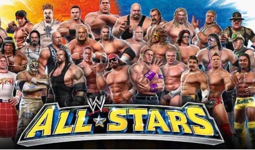 WWE-ALL-STARS