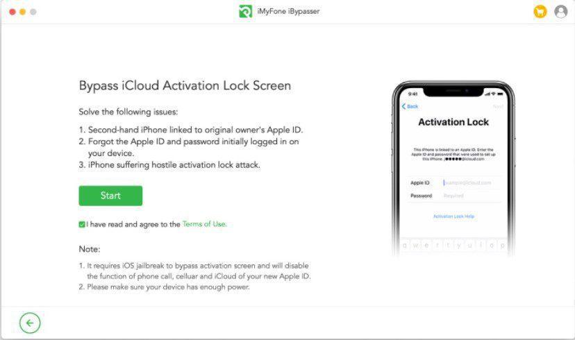 iMyFone-iBypasser-icloud-unlock-step-2