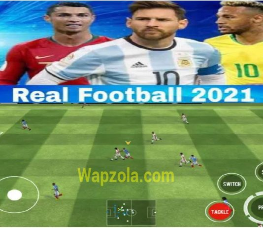 download real-football-2021-apk-data