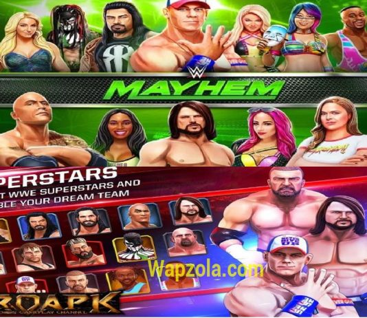 wwe-mayhem-mod-download