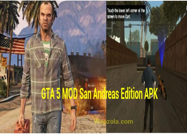 Download GTA 5 MOD San Andreas Edition APK + DATA + OBB